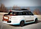 Nejošklivější taxi? Fiat 500L Tiberio křížený s jachtou