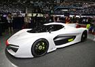 Pininfarina H2 Speed: Palivové články na start