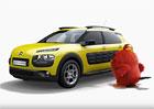 Video: Citroën C4 Cactus vs. Angry Birds: Airbump je lepší než fitko!