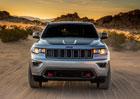 Jeep Grand Cherokee Trailhawk: Nové informace a fotky