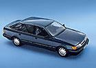 Evropské Automobily roku: Ford Scorpio (1986)