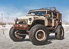 Jeep Wrangler Unlimited pro výlety do skutečného terénu