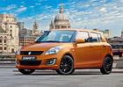 Suzuki Swift: Speciální série pro letošní rok stojí necelých 266 tisíc korun