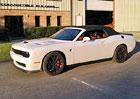 Dodge Challenger SRT Hellcat Convertible: Jediný svého druhu (+video)