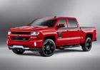 Chevrolet Silverado Rally Edition: Nové pruhy bez hvězd