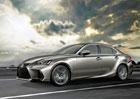 Lexus IS: Sedan střední třídy prodělal lehkou modernizaci