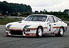 Porsche se pouští do renovace závodní 924 GTP