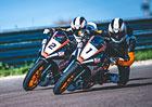 KTM modernizuje lehký supersport RC 390