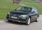 Nové Audi A4 Allroad odhaluje české ceny, k dispozici je jen s 3.0 TDI
