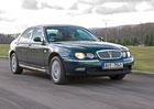 Ojetý Rover 75/MG ZT (1998 - 2005):  Šlechtic zbavený titulu