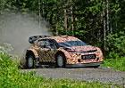Citroën testuje C3 WRC ve Finsku (nové foto)