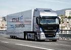 Iveco New Stralis XP snižuje provozní náklady i emise CO2