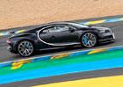 Bugatti Chiron je rychlejší než speciály Le Mans