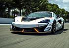 McLaren 570S Sprint: Čistě okruhová záležitost (+video)