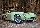 Lotus Elite: První sériový exemplář z roku 1958 půjde do aukce