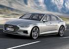 Nové Audi A6 přijede v roce 2018 se zajímavějším vzhledem