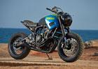Yamaha XSR700 Otokamoe je pouliční rebel (+video)
