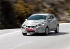 Spy video: Premiéra nového Nissanu Micra se blíží