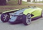 Dodge Osis: Futuristický hot rod a okruhová hračka v jednom