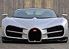 Nástupce Bugatti Chiron bude hybrid. Před ním ale možná dorazí druhý model