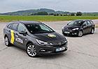 Ford Focus kombi 1.5 EcoBoost vs. Opel Astra ST 1.4 Turbo