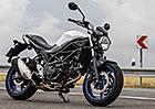 Suzuki SV650 ABS: Comeback