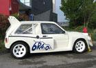 MG Metro 6R4 Group B: Závodní auto Colina McRae na prodej