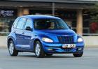 Ojetý Chrysler PT Cruiser:  Americké retro je dnes za hubičku