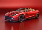 Aston Martin Vanquish Zagato Volante: Vznikne jen 99 kousků!