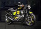 Harley-Davidson a Marvel představují stroje pro komiksové hrdiny (+video)
