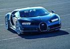 Pospěšte si! Polovina produkce Bugatti Chiron je fuč!