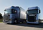 Nové náklaďáky Scania: Nejzásadnější letošní truckerská novinka!  (+video)