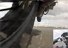Video: 343 km/h po zadním kole
