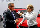 Videorozhovor s Lubošem Vlčkem: Kodiaq bude globálním autem!