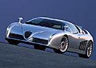 A tuhle studii si pamatujete? Alfa Romeo Scighera z roku 1997