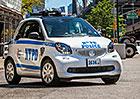 Smart ForTwo pro policii: Získá potřebný respekt?