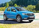 Dacia Sandero: Nový základní motor a dražší Stepway