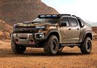 Chevrolet Colorado ZH2: Do boje s palivovými články!