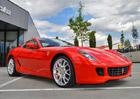 Ojeté Ferrari 599 GTB Fiorano je v Praze na prodej za 10,6 milionu. Proč je tak drahé?