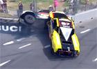 Video: Další neskutečné kousky ze závodů Stadium Super Trucks