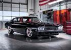 Chevrolet Chevelle Slammer: Klasika šedesátých let s moderní technikou