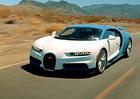 Podívejte se na drsné testy čtyř Bugatti Chiron v Údolí smrti!