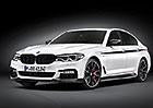 BMW 5 M Performance: Více síly i stylu pro novou pětku
