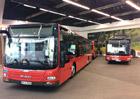 Autobusy MAN s přívěsy: Kostnická specialita