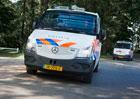 Mercedes-Benz Sprinter zvítězil u nizozemské policie
