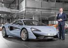McLaren Automotive slaví: Vyrobili už 10.000 vozů!