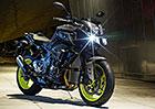 Yamaha MT-10: Super naháč pro novou sezónu (+video)