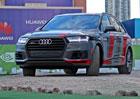 Audi Q7 s umělou inteligencí se naučilo samo řídit (+videa)
