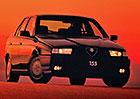 Alfa Romeo 155 (1992-1998): Okruhová mistryně slaví 25 let