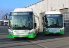 První CNG autobusy Scania Citywide LE v České republice